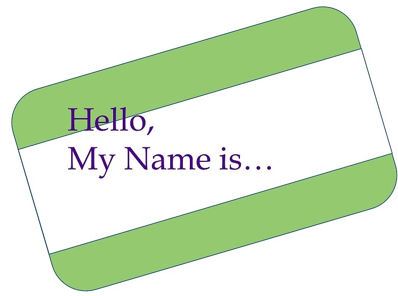 my-name-is
