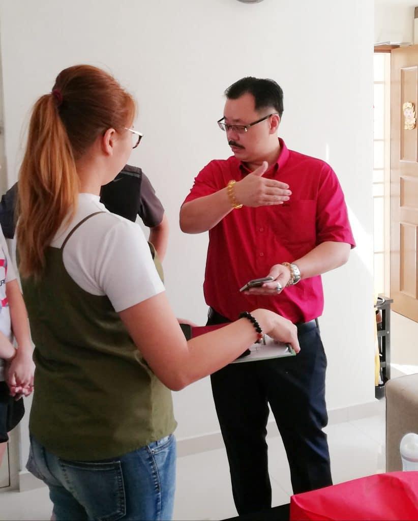Singapore Feng Shui Master