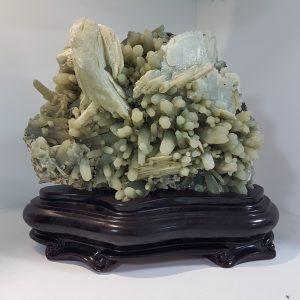 蒙古晶(绿)