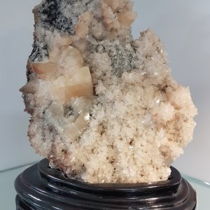 Peach Calcite