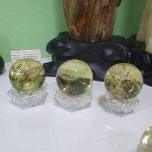 Citrine Ball