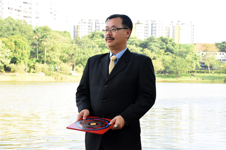 Master Wesley Lim